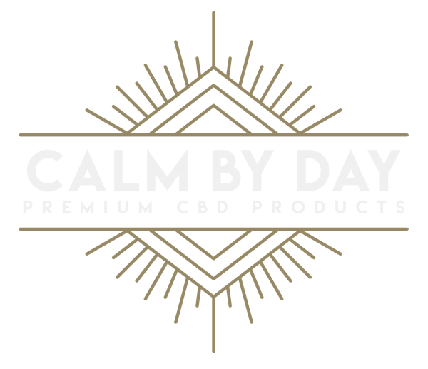 Calm By Day Logo Website White